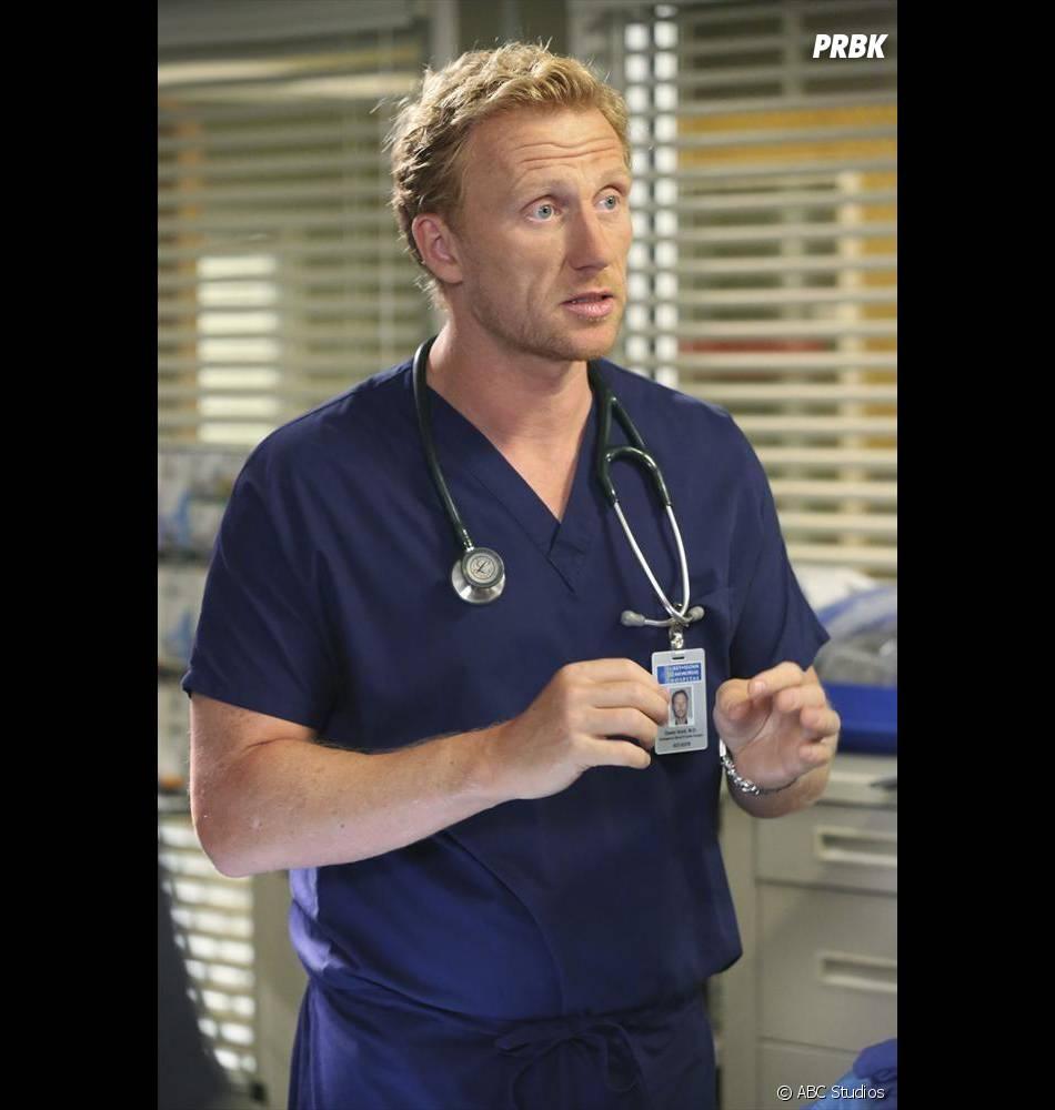 Grey's Anatomy saison 11, épisode 1 : Kevin McKidd sur une photo