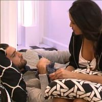 """Leila à Aymeric (Secret Story 8) : """"Ne me fais pas passer pour un glaçon"""""""