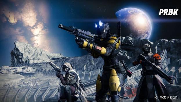 Destiny est disponible sur PS4, Xbox ONe, PS3 et Xbox 360 depuis le 9 septembre 2014