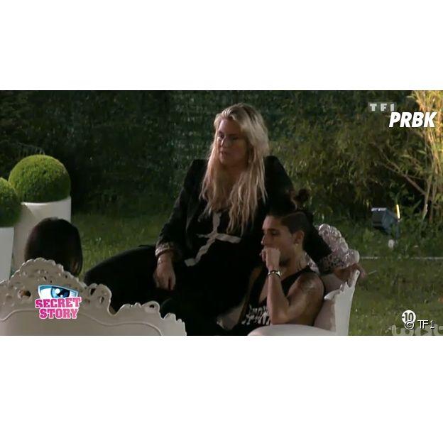 Aurélie Van Daelen pousse un coup de gueule après son retour de Secret Story 8