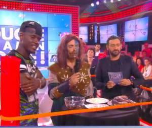 Black M VS Thierry Moreau dans Touche pas à mon poste, le 18 septembre 2014