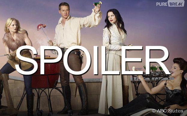 Once Upon a Time saison 4 : quatre nouvelles infos