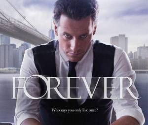 Forever : Ioan Gruffudd sur un poster