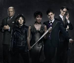 Gotham : les méchants de la série