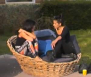 Secret Story 8 : Elodie contre le couple Nathalie/Vivian
