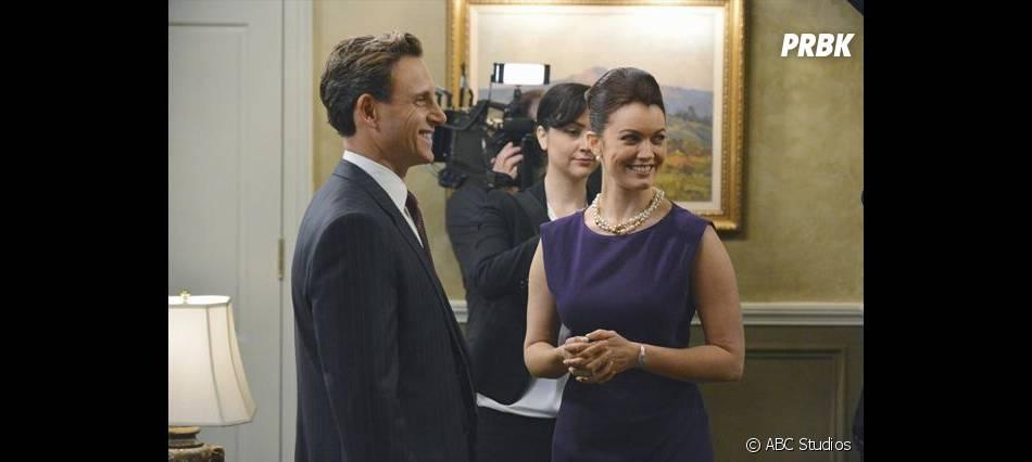 Scandal saison 4 : Mellie et Fitz réconciliés ?