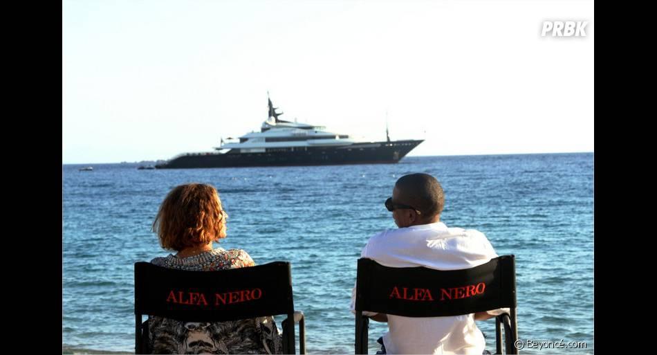Beyoncé et Jay Z : vacances de luxe pendant l'été 2014