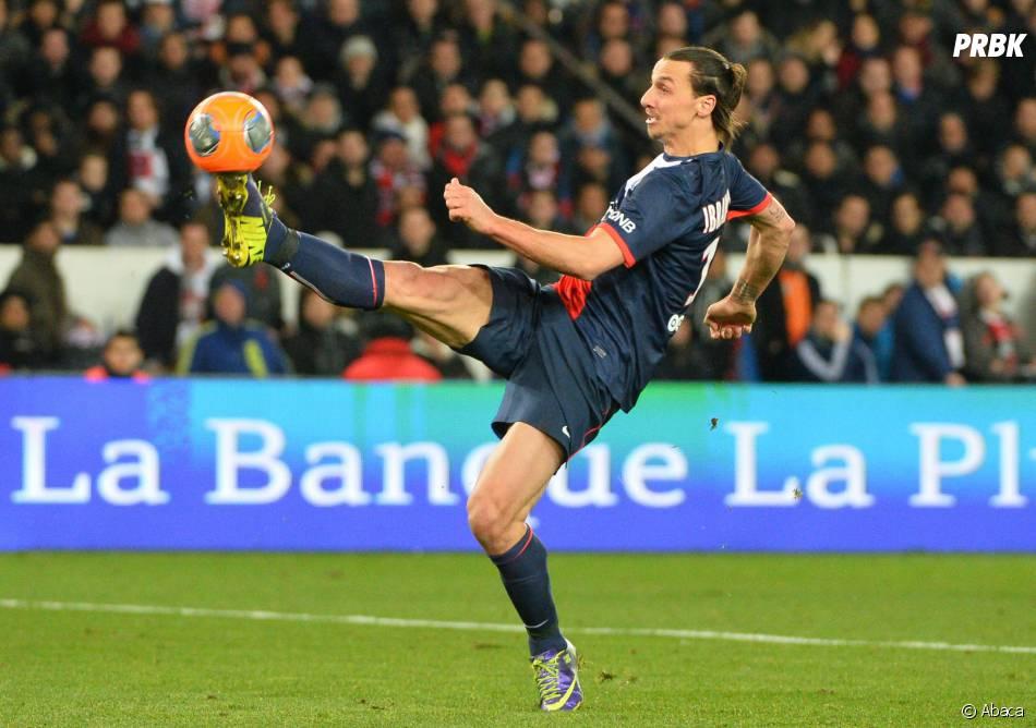 Zlatan Ibrahimovic forfait pour le choc PSG VS FC Barcelone de la Ligue des Champions 2014