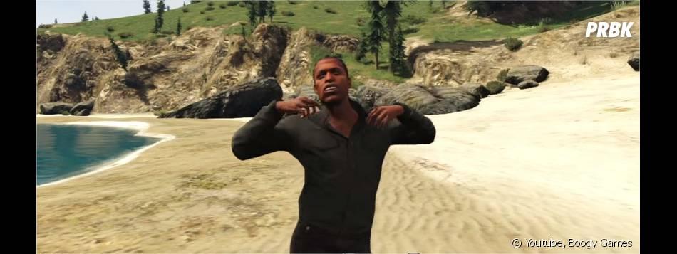 Yannick Noah parodié dans GTA 5