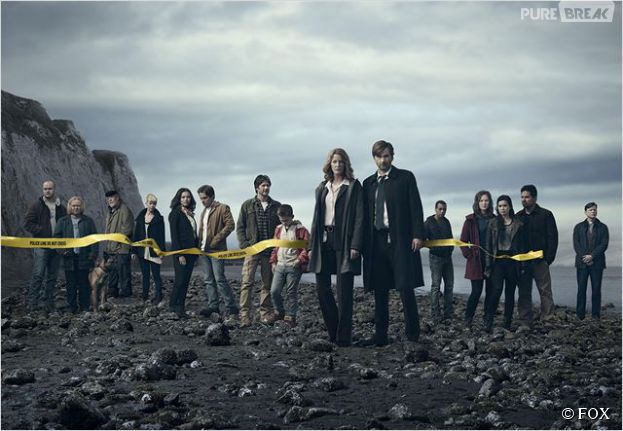 Gracepoint : David Tennant au casting du remake de Broadchurch
