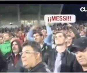 Cristiano Ronaldo : des chants pro Messi pendant la Ligue des Champions 2014