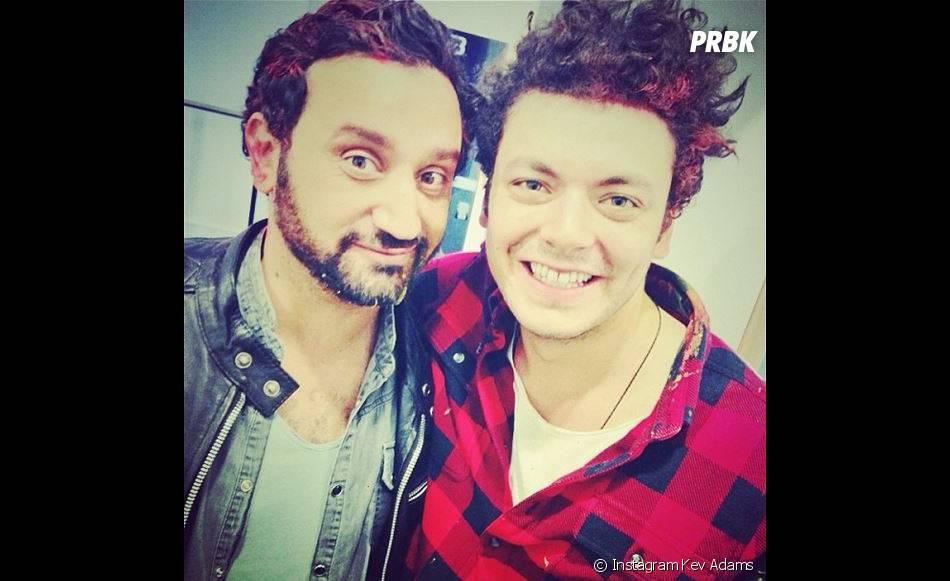 Kev adams et cyril hanouna sur instagram - Instagram cyril hanouna ...
