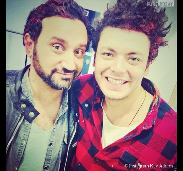 kev adams et cyril hanouna sur instagram. Black Bedroom Furniture Sets. Home Design Ideas