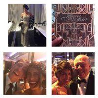 Ayem Nour : glamour pour la bonne cause, elle s'offre un selfie avec Gad Elmaleh