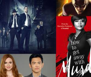 Gotham, How To Get Away With Murder... les nouvelle séries à regarder