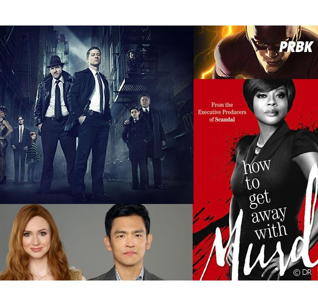 Gotham, How To Get Away With Murder... les nouvelle séries à regarder