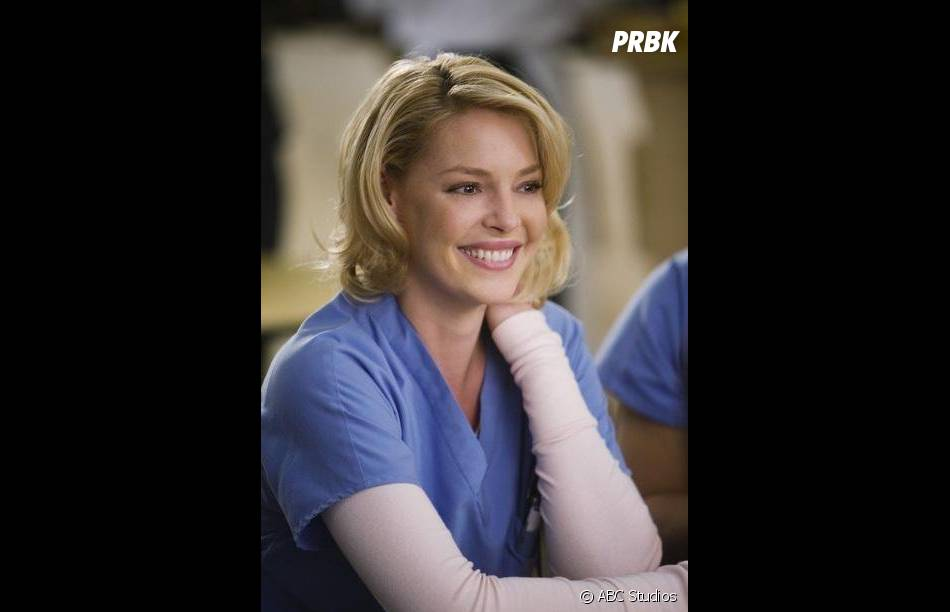 Katherine Heigl a quitté Grey's Anatomy en 2009