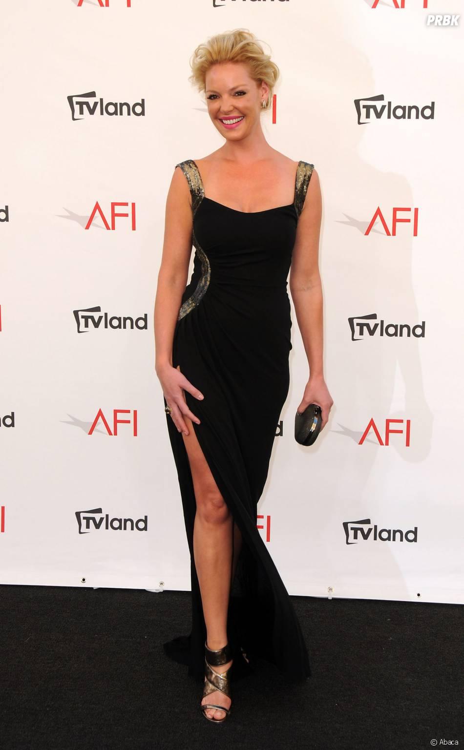 Katherine Heigl fâchée avec Shonda Rhimes