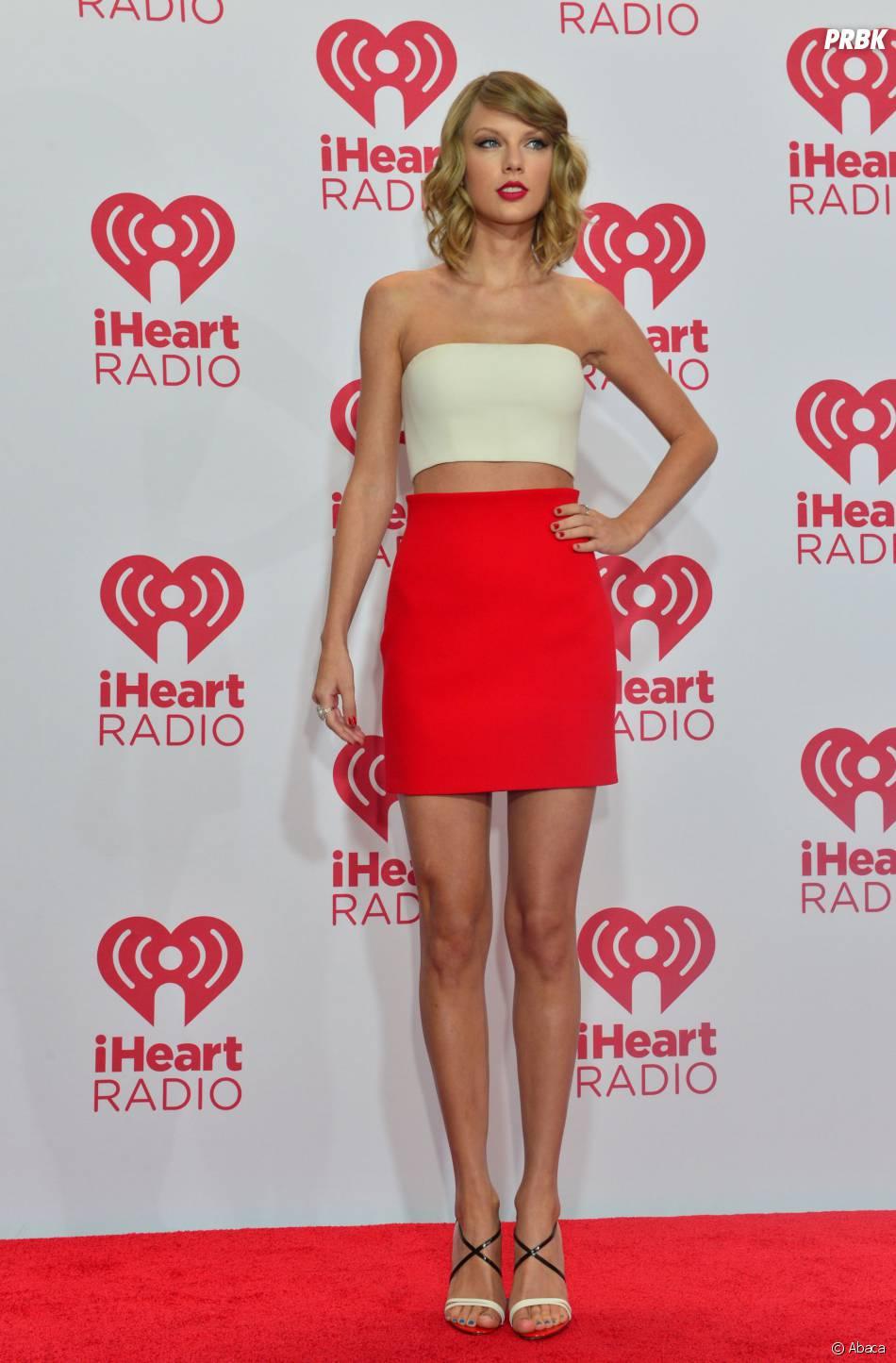 Taylor Swift dévoile le titre 'Out of the Woods'