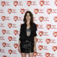 Charlotte Gainsbourg : cuir et transparence sur le tapis rouge de Samba, le 14 octobre 2014 à Paris