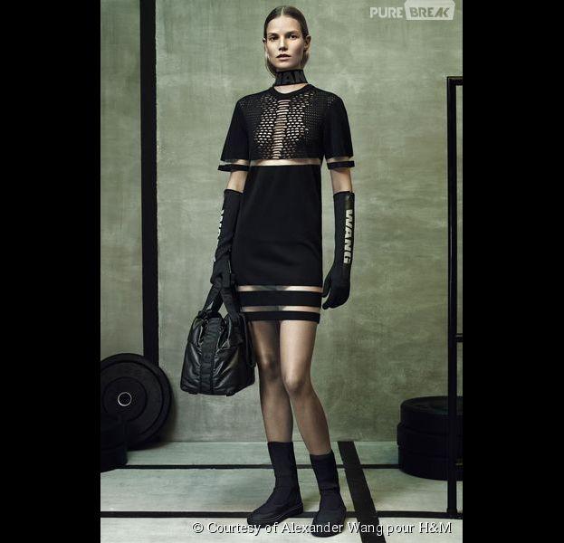 H&M x Alexander Wang lookbook : collection en boutiques le 6 novembre 2014