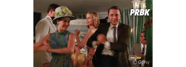 Danse Mad Men