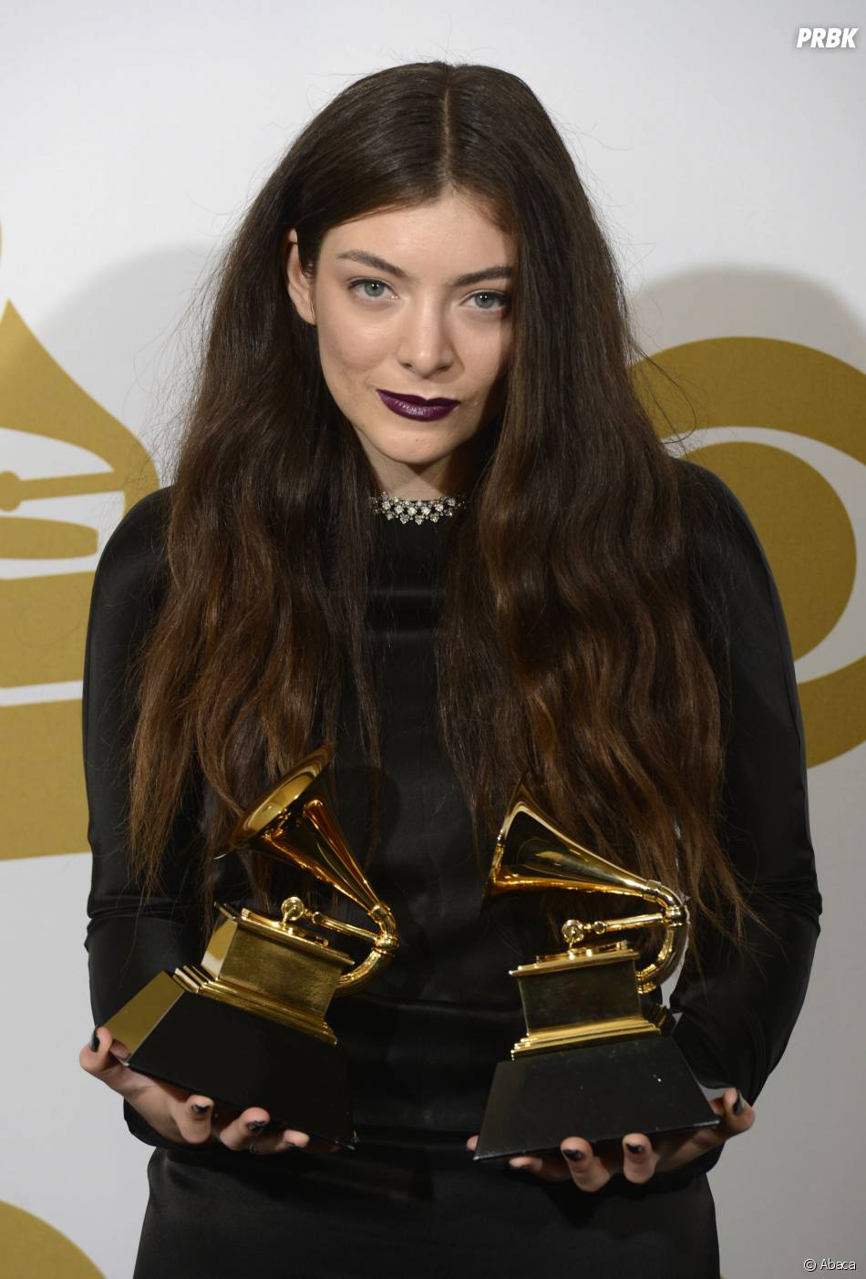 Lorde aux Grammy Awards 2014