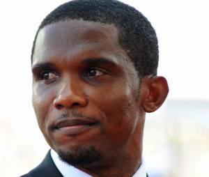 Samuel Eto'o est le sportif étranger au plus gros melon selon les lecteurs de L'Equipe