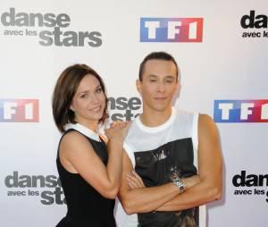 Nathalie Pechalat et Grégoire Lyonnet en duo dans Danse avec les Stars 5