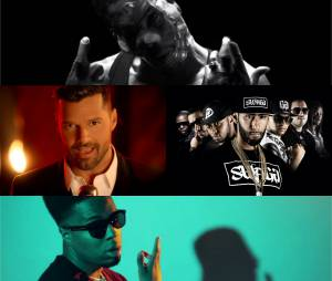 La Fouine, Joey Starr, Ricky Martin, Jaden Smith et Tito Prince dans les clips de la semaine du 20 octobre 2014