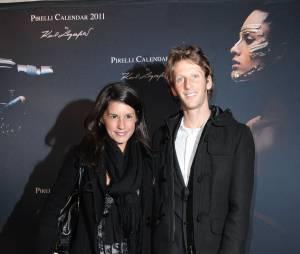 Marion Jollès et Romain Grosjean attendent leur deuxième enfant