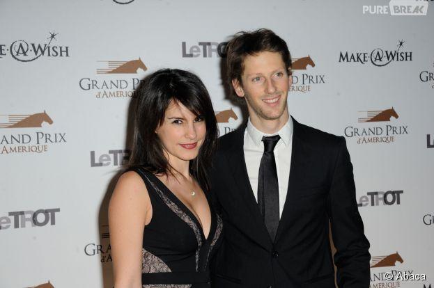Marion Jollès et Romain Grosjean : deuxième bébé à venir pour le couple