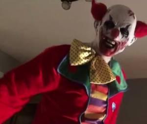 Magalie Vaé face à un terrible clown dans son premier film