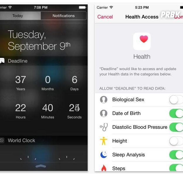 Deadline : une appli qui prétend pouvoir prédire votre mort