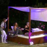 Les Ch'tis dans la Jet Set : Adixia en culotte pendant un gros clash avec Paga