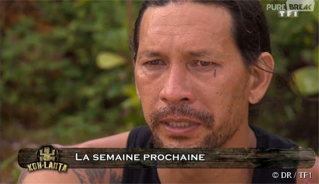 Koh Lanta 2014 : Teheiura éliminé et déçu