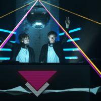 Quand deux DJ's découvrent en live les boutons de leur table de mix