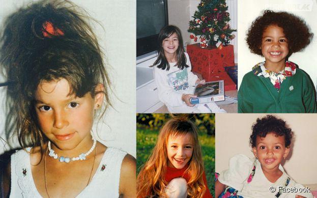 Laury Thilleman, Marine Lorphelin... les photos d'enfance des Miss France