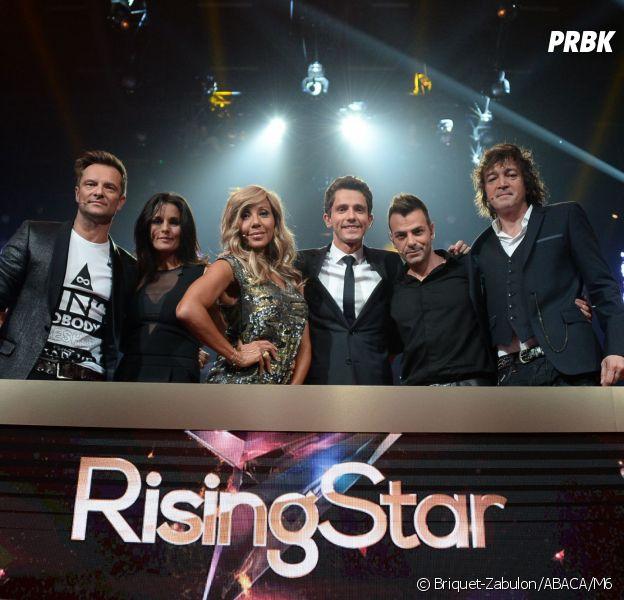 Rising Star : la finale aura lieu le jeudi 13 novembre 2014 sur M6
