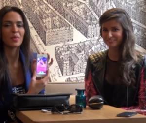 Leila Ben Khalifa se confie sur son couple avec Aymeric