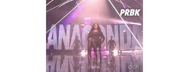 Nicki Minaj : sa chorégraphie hot