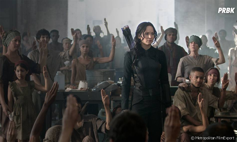 Hunger Games 3 : Jennifer Lawrence sur une photo