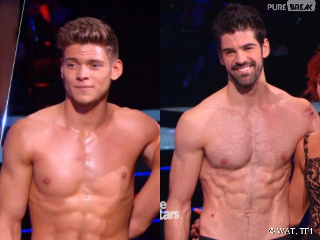 Rayane Bensetti et Miguel Angel Munoz : torse nu et abdos, le talent ultime du gagnant de Danse avec les stars 5 ?