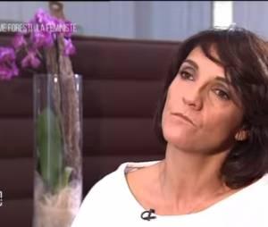Florence Foresti en interview pour l'émission de France 2 Grand Public
