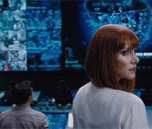 Jurassic World : Bryce Dallas Howard dans le teaser