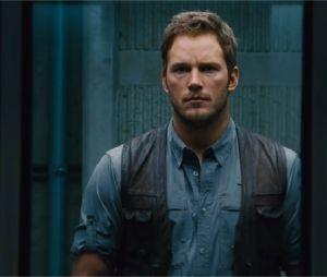 Jurassic World : Chris Pratt dans le teaser