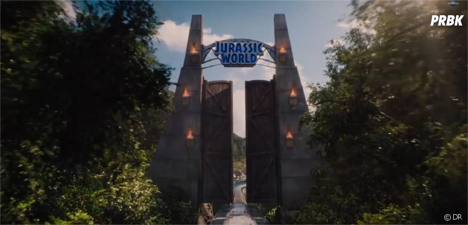 Jurassic World : le parc ouvre ses portes
