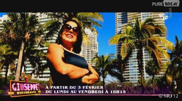 Marie-France (Giuseppe Ristorante) : la mamie dérape en qualifiant Mike (IDV4) de demi-black