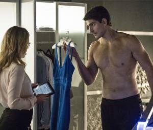 Arrow saison 3 : Brandon Routh aura le meilleur costume de la série