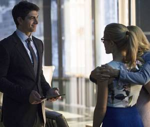 Arrow saison 3 : Palmer, bientôt un super-héros